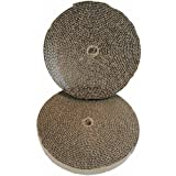 Turboscratcher Replacement Pad 2 Pack (3 Pack)