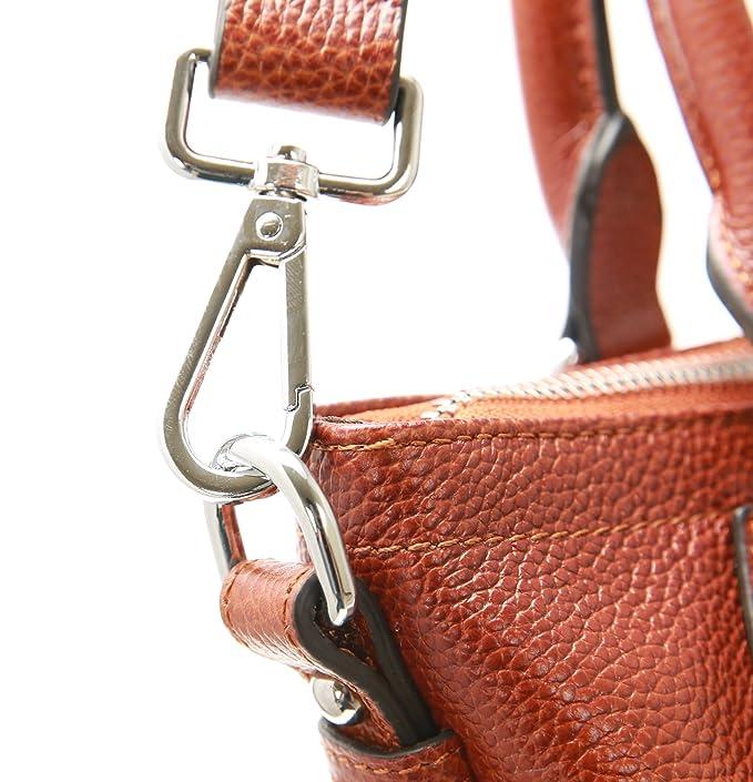 ef9f884e530b Handbags & Wallets Heshe Womens Genuinne Leather Handbags Tote Top Handle  Bag Shoulder Bag for Women Crossbody Bags Ladies ...