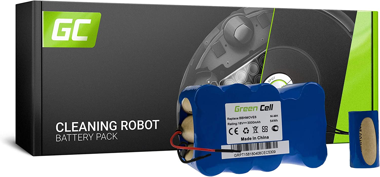 Bater/ía para Bosch BBHMOVE6 Move 2in1 18V de Aspirado GC/® 3Ah 18V Ni-MH Pile