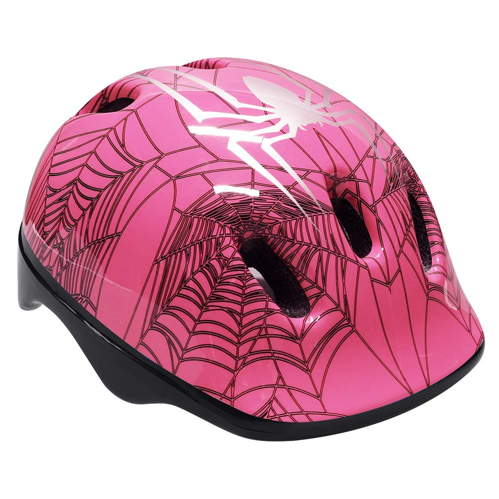 Kid s Bike Helmet,Adjustable Child and Toddler Princess Skate Helmets for Ages 2 to 6