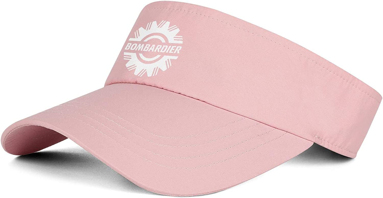 DRTGRHBFG Unisex Womens Mens Visor Hat Cute Baseball Hats Adjustable Baseball Tennis Caps
