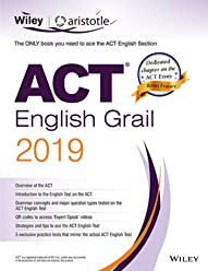 Wiley's ACT English Grail 2019