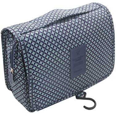 Ac.y.c Hanging Toiletry Bag-Travel Organizer Cosmetic Make up Bag case for Women Men Kit with Hanging Hook for vacation