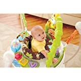 Fisher-Price Jumperoo: Go Wild Activity Centers