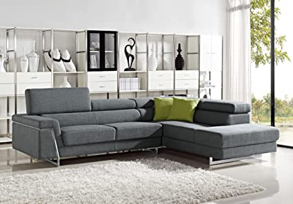 Amazon.com: VIG Furniture Divani Casa Darby Collection ...
