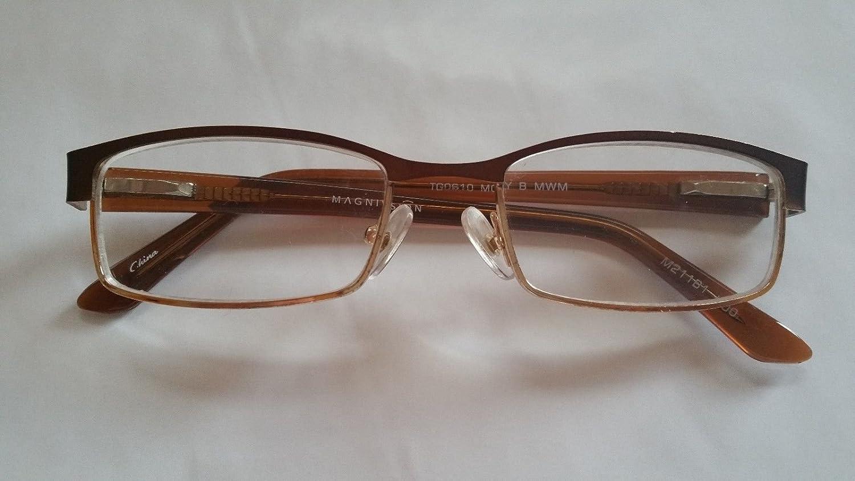 e6211f32f11 Amazon.com  2 Pairs Magnivision Elegant eyes Molly +2.75 Reading Glasses   Health   Personal Care