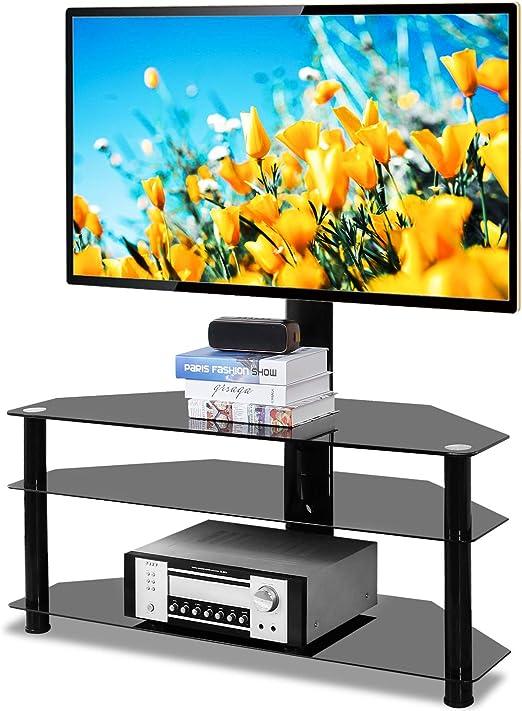 5Rcom Soporte Universal Giratorio para televisor con Soporte y ...