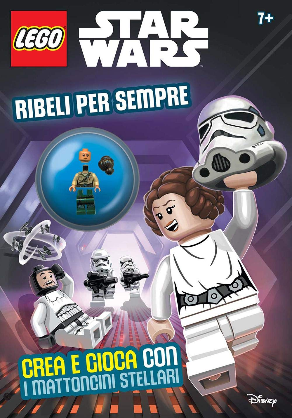 Star Wars Ribelli Per Sempre L 9788833470054 Amazon Com Books