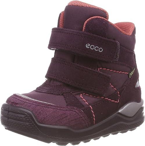 ECCO Girl's Urban Mini Ankle Boots