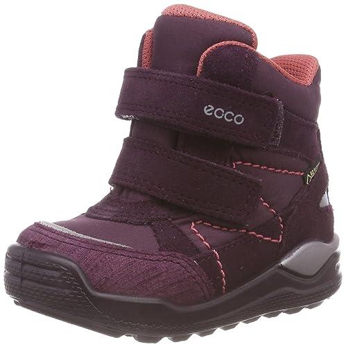 Ecco Urban Mini, Botines para Niñas, Morado (Mauve 59622), 20 EU
