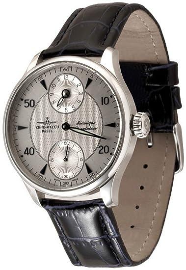 Zeno-Watch Reloj Mujer - Godat II Regulator - 6274Reg-g3