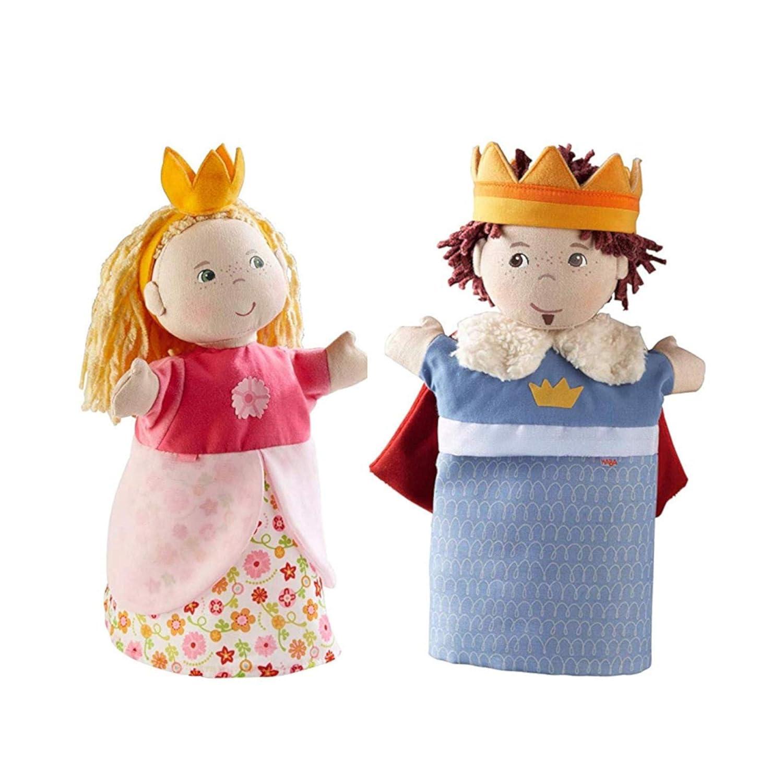 HABA 2179 Prinzessin + Prinz Handpuppe Prinzessin