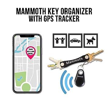 Llavero organizador de llaves con bonus Mini GPS Tracker ...