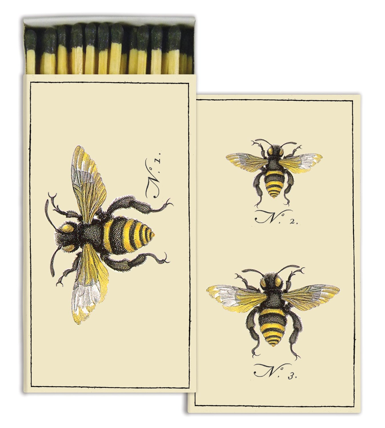 amazon com homart large decorative insects bee matches home