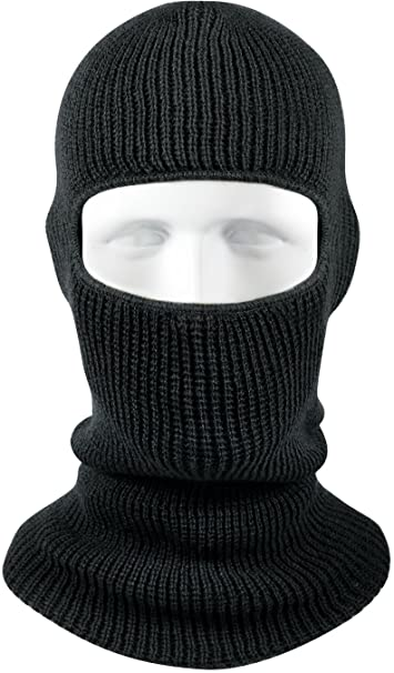 Amazon.com  Army Universe Acrylic One Hole Face Military Ski Mask ... c2d18096e