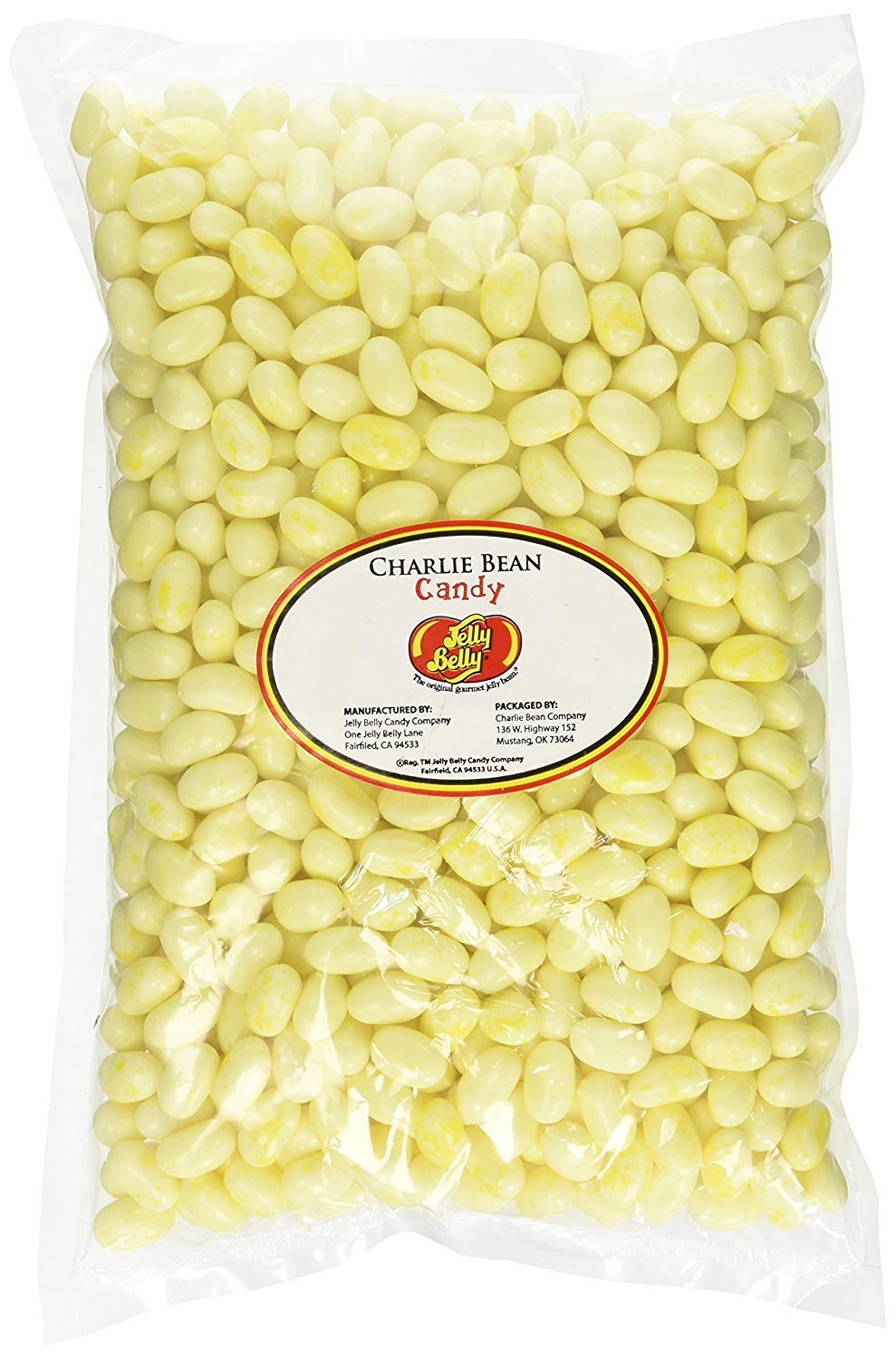 Jelly Belly Buttered Popcorn Jelly Beans, 1 Pound by Jelly Belly