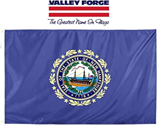 product image for Valley Forge Flag Made in America 3' x 5' Nylon New Hampshire State Flag