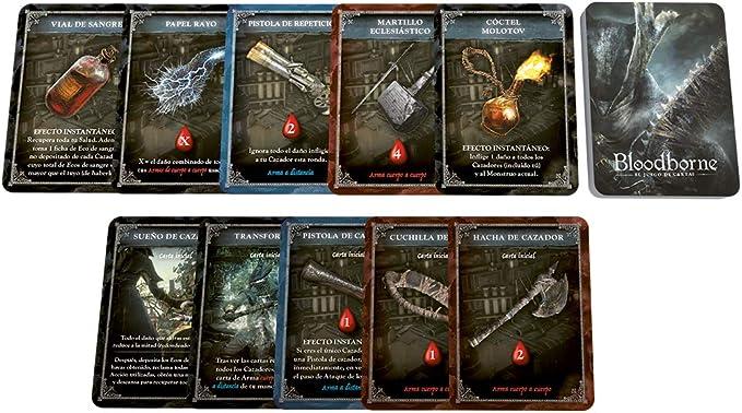 Edge Entertainment- Bloodborne: El Juego de Cartas - Español ...