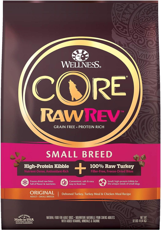 Wellness Core Rawrev Natural Dry Dog Food Small Breed