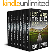 THE ERIC WARD MYSTERIES BOOKS 8–14: seven gripping crime and suspense thrillers box set (TOTALLY GRIPPING CRIME THRILLER…
