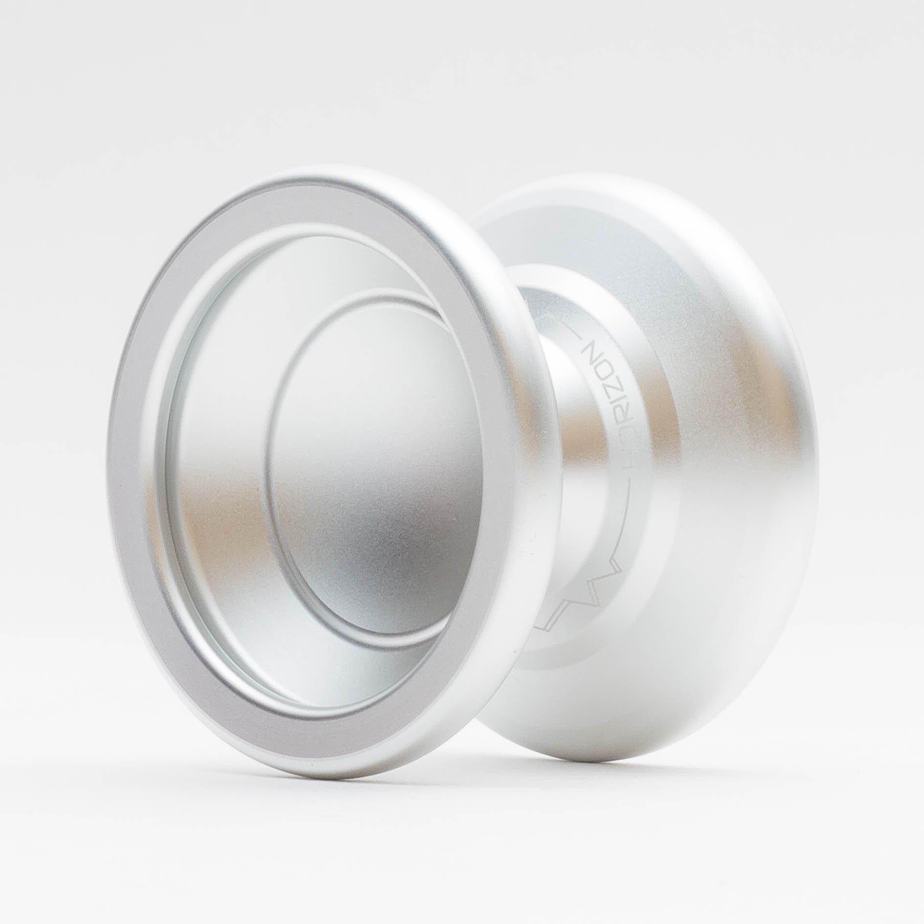 YoYoFactory Horizon- Oversized Unresponsive yoyo- Silver