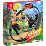 NSW RING FIT ADVENTURE FOR NINTENDO SWITCH (AUSTRALIA)