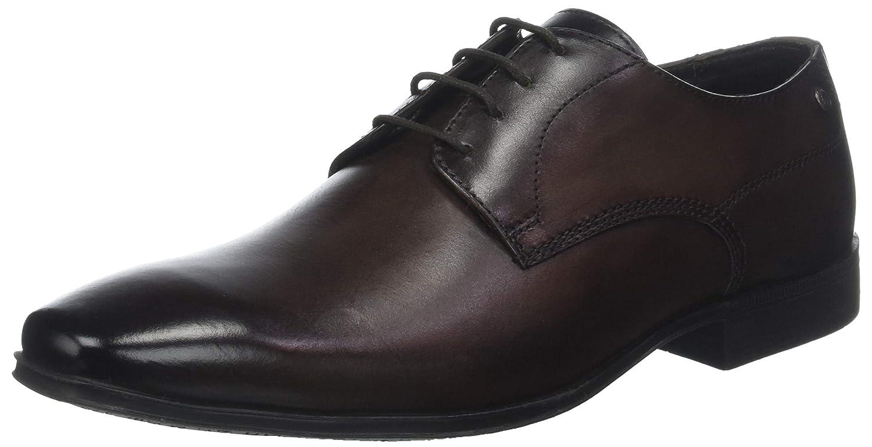 TALLA 45 EU. Base London Tyne, Zapatos de Cordones Derby para Hombre