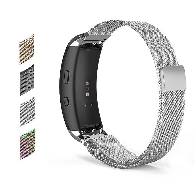 Samsung Gear Fit 2/Fit 2 Pro - Correa de Repuesto con Cierre ...