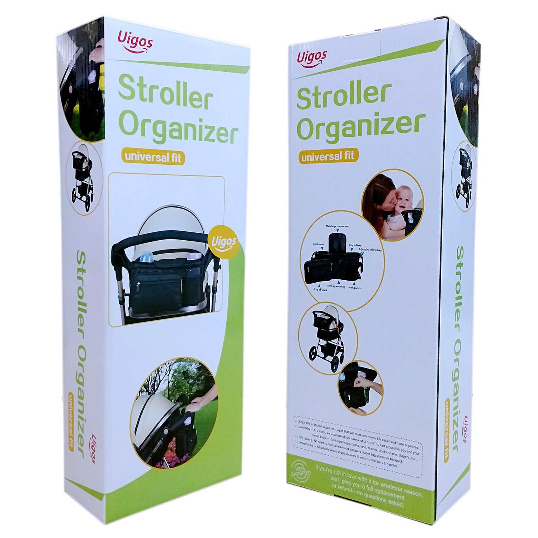 Amazon.com: uigos Baby Stroller Organizador para Smart Moms ...