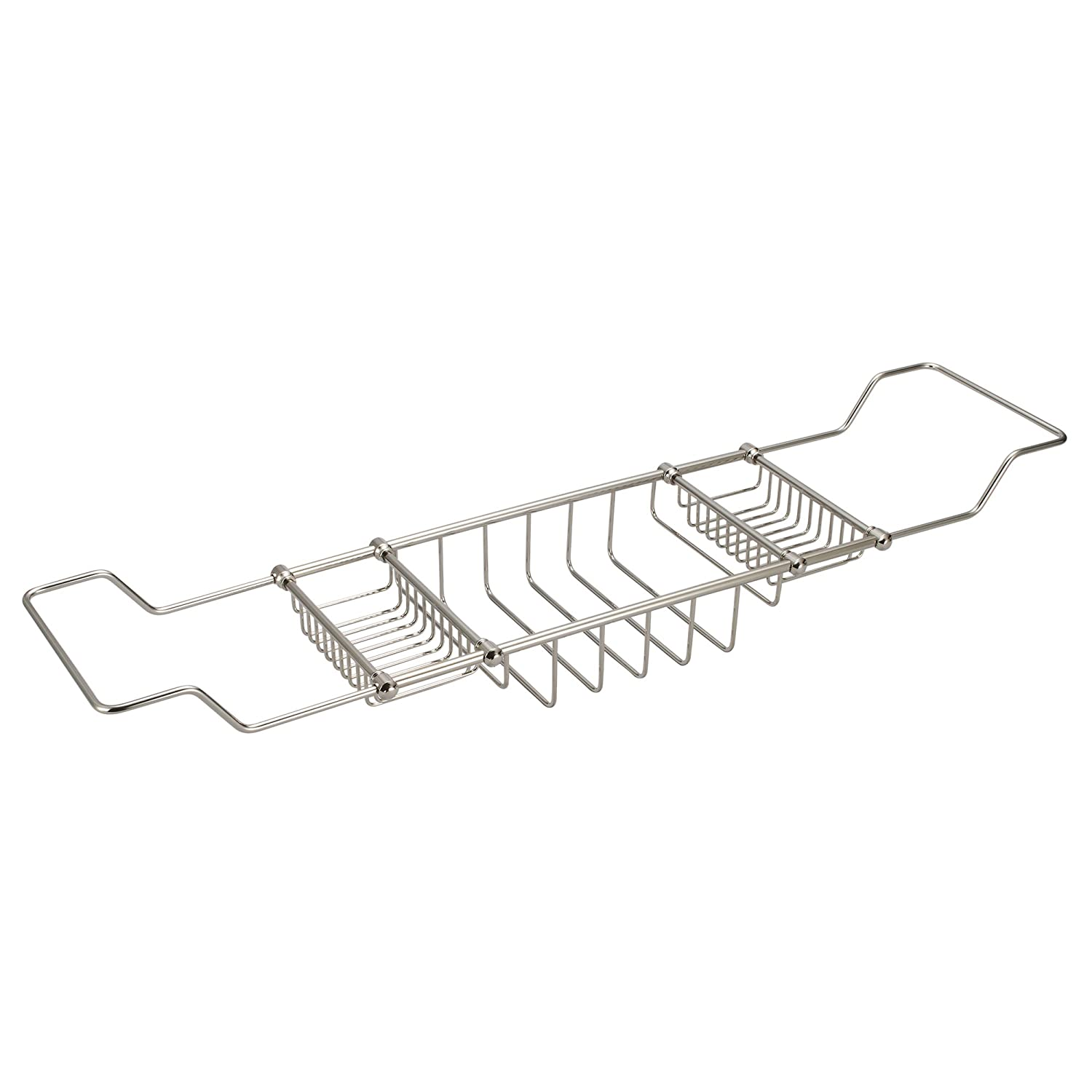 Water Creation BC-0001-05 Expandable Bath Caddy for The Elegant Tub