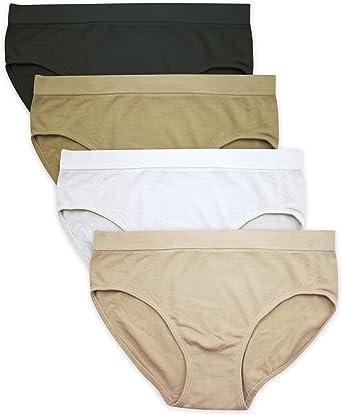 Lot de 6 culottes avec dessins Chano Culotte en coton imprim/é pour fille Tissu doux et confortable