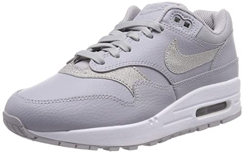 competitive price a0624 02457 Nike W Air Max 1 Se Scarpe Running Donna, Multicolore (Wolf Grey/Pure