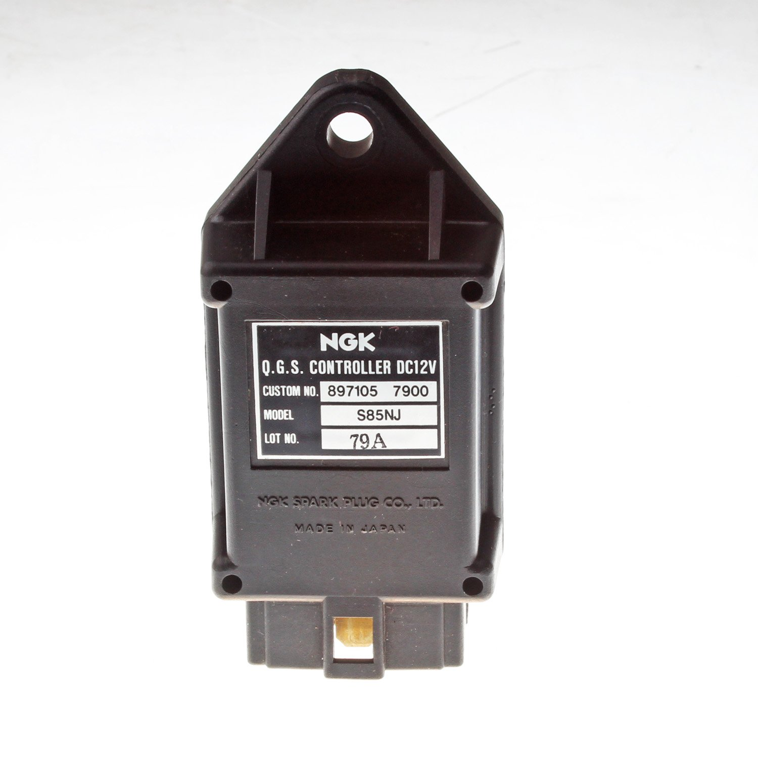 Amazon.com: Mover Parts Time Relay 8970405010 8970405011 for Excavator  EX35U EX27U EX50U ISUZU C240 Engine only one: Automotive