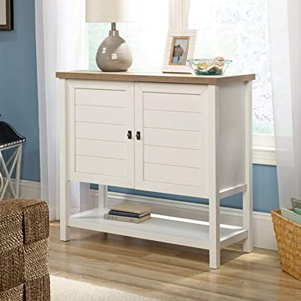 Accent Storage Cabinet With 2 Doors