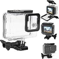 Capa à prova d'água, acessório para câmera, capa à prova d'água para câmera de ação entusiasta GoPro Hero 9 câmera de…