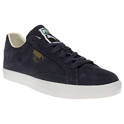 8c17ec70c831ab Puma Match Vulc Suede Trainers Blue 9 UK  Amazon.co.uk  Shoes   Bags