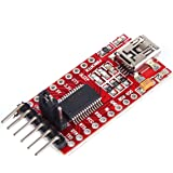 tinxi® FT232RL 3.3V 5V FTDI USB vers TTL Module Sériel Adaptateur Convertisseur Pour Arduino