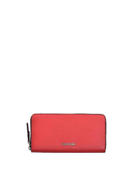 Calvin Klein Step Up Monedero rojo: Amazon.es: Equipaje