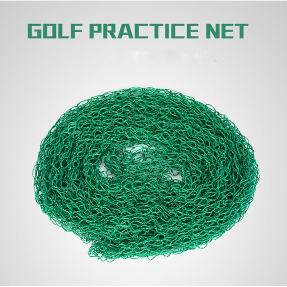 10' High X 10' Wide Golf Barrier & Containment Netting, For Golf Baseball Softball Hockey Lacrosse Soccer Basketball Tennis Multipurpose-Free 100pcs Zip Ties Cable by Kofull (Image #4)