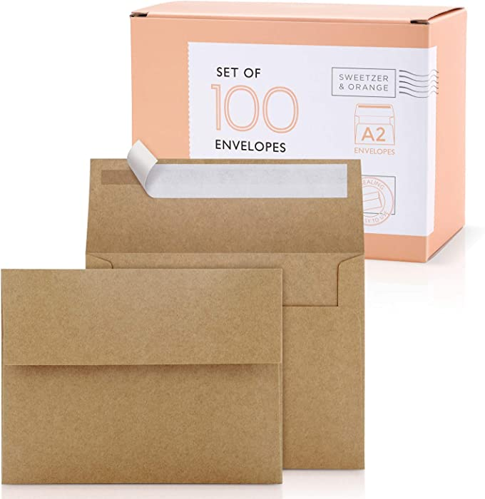 Top 10 Home 2 Office A2 Self Adhesive Envelopes