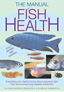 Fish disease diagnosis and treatment edward j noga 9780813806976 manual of fish health everything you need to know about aquarium fish their environment fandeluxe Gallery