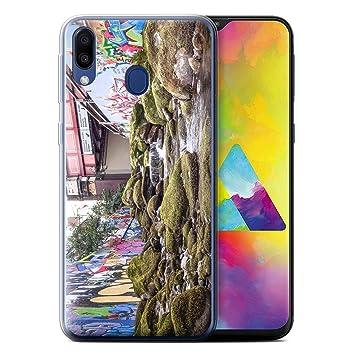 eSwish Carcasa/Funda TPU/Gel para el Samsung Galaxy A50 2019 ...