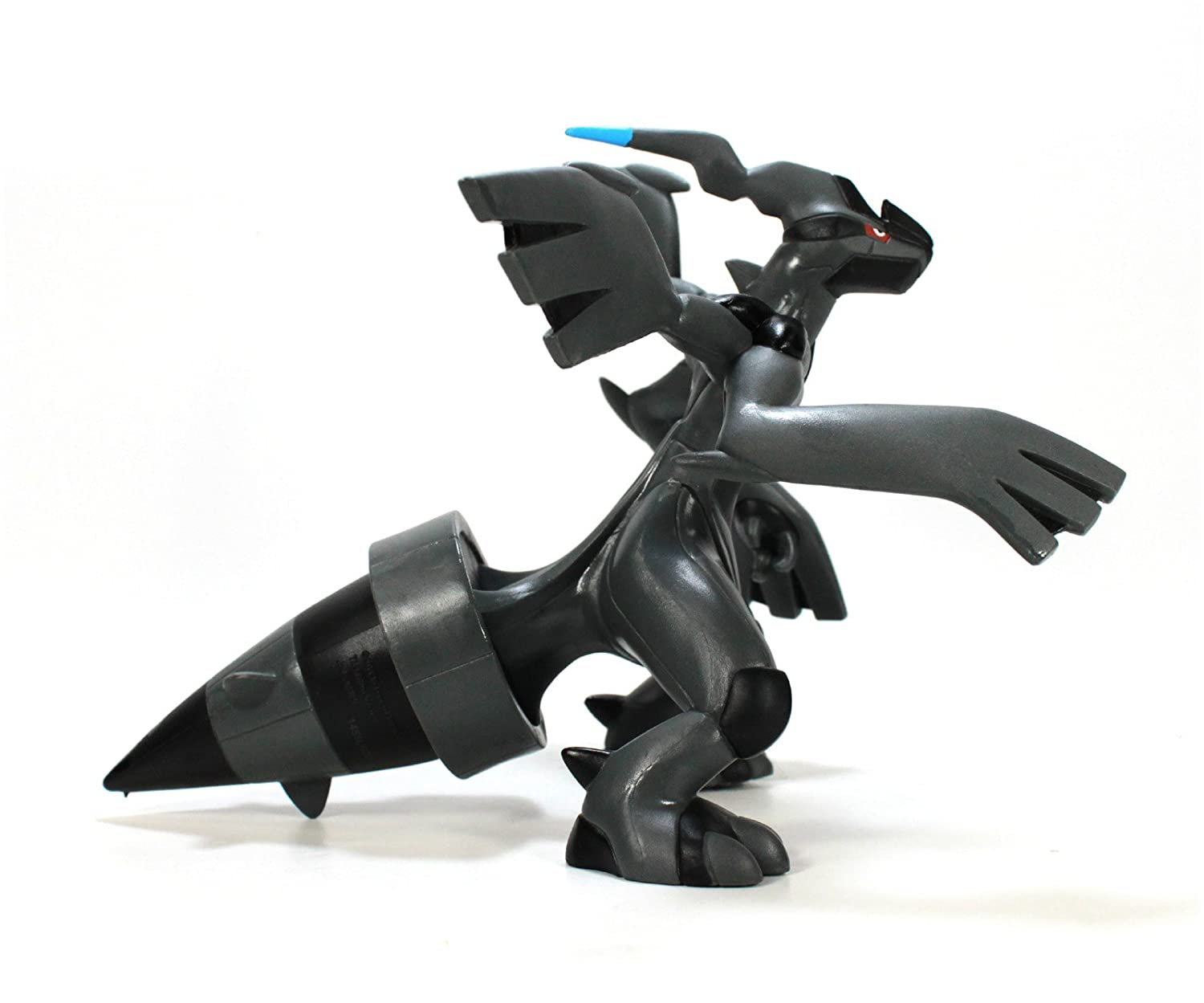 Pokemon Deluxe Large Figure B/&W Series #1 5 Zekrom All Black