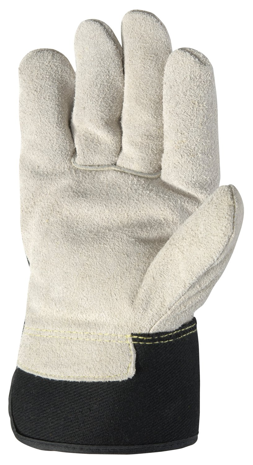 Insulated leather work gloves amazon - Wells Lamont Leather Work Gloves With Safety Cuff Insulated Palm Suede Extra Large 5130xl Insulated Work Gloves Amazon Com