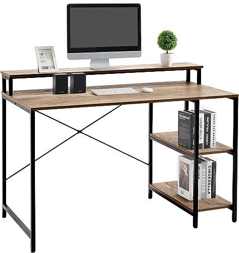 Linsy Home Computer Desk - a good cheap modern office desk