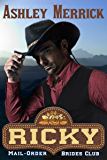 RICKY: A Sweet Western Historical Romance (Mail-Order Brides Club Book 5)