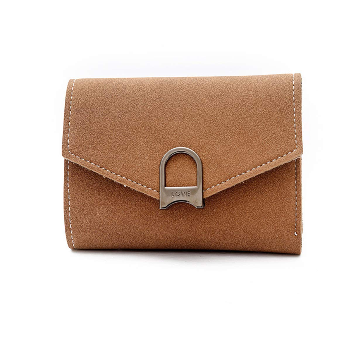 Women Soft Leather Large Capacity Ladies Purse Card Holder by MINIKATA