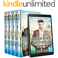 Crystal Beach Fake Marriage Series: A Fake Marriage Sweet Billionaire Romance Collection