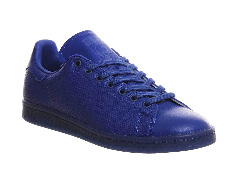 Adidas Turnschuhe Stan Smith AdiFarbe S80246 Blau Schuhgröße 38