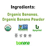 Barnana Organic Chewy Banana Bites - Original - 3.5 Ounce, 12 Pack Bites - Delicious Barnana Potassium Rich Banana Snacks - Lunch Dinner Sports Hiking Natural Snack - Whole 30, Paleo, Vegan